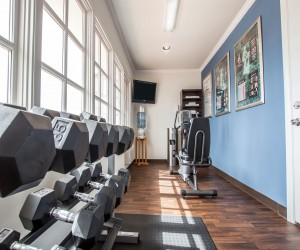 Comfort Suites San Clemente - Guest Use Fitness Center