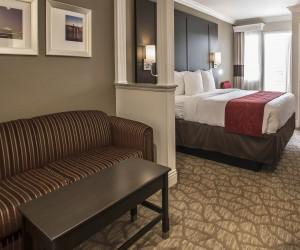 Hotel Room near Camp Pendleton